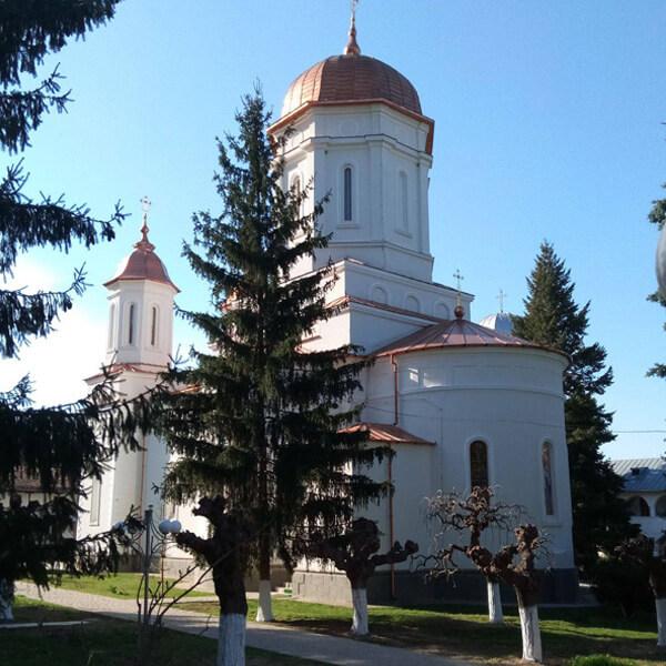 Monastery (Kloster) Cocoșu