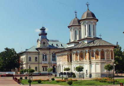 Die Kirche St. Voievozi