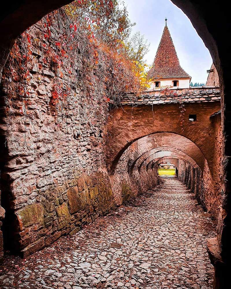 Cetatea Biertan