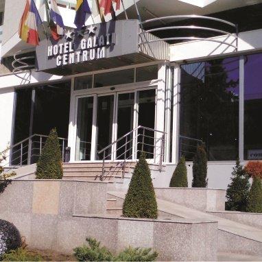 Unsere Empfehlung: <br> Hotel Centrum <br> Galati