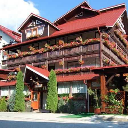 Unsere Empfehlung: <br> Hotel Speranta <br> Brasov
