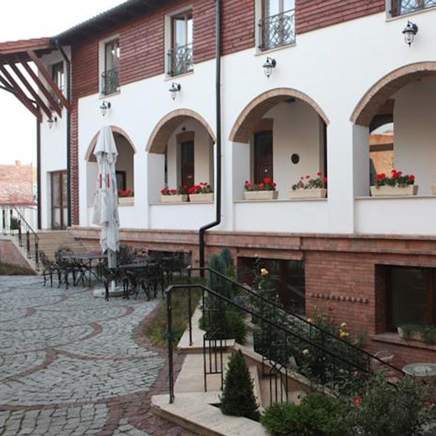 Unsere Empfehlung: <br> La Maison De Caroline <br> Alba Iulia