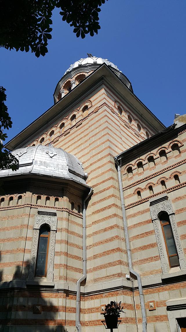 Kirche St. Dumitru