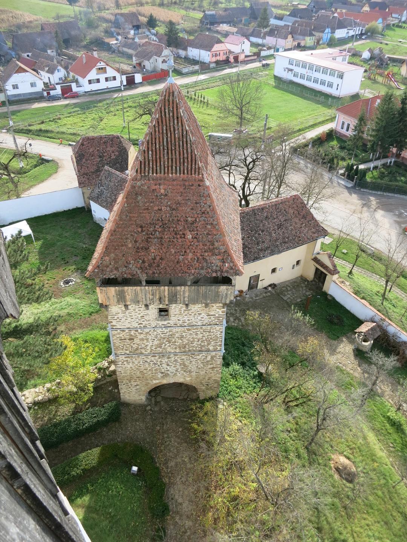 Befestigte kirche von Apold