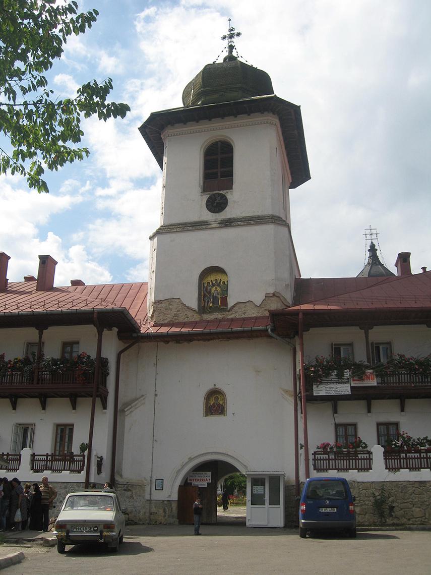 Agapia-Kloster