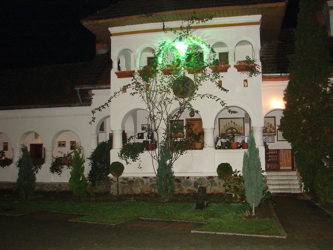 Kloster Lainici