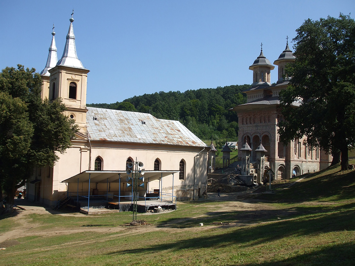 Nicula-Kloster