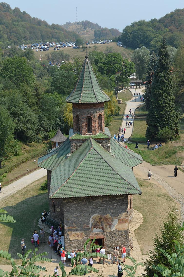 Prislop-Kloster