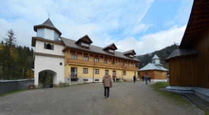 Rărau-Kloster