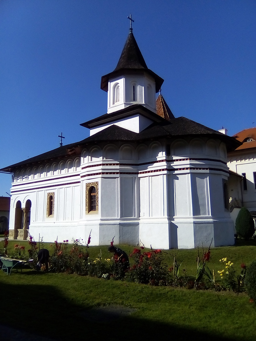 Sâmbata-Kloster