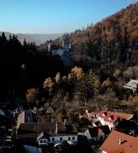 Schloss Bran <br> 30 Km von Brasov