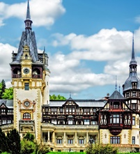 Schloss Peles <br> 48 Km von Brasov