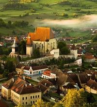 Kirchenburg Biertan <br> 30 Km von Sighisoara