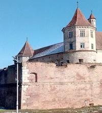Festung Fagaras <br> 81 Km von Sighisoara