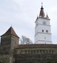 Zitadelle Harman <br> 10 Km von Brasov