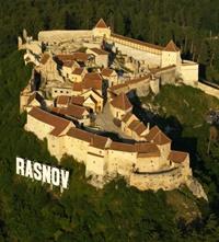 Burg Rasnov <br> 15 Km von Brasov
