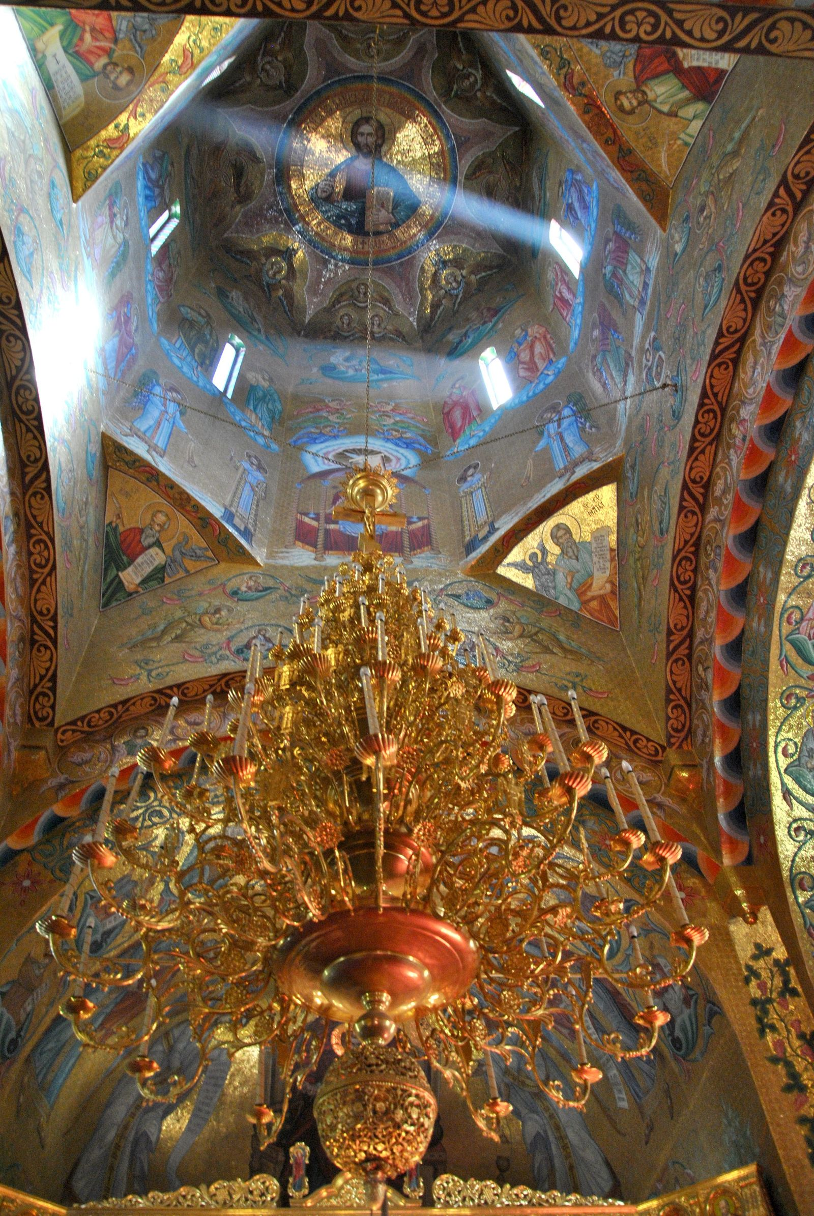 Manastirea Cocos