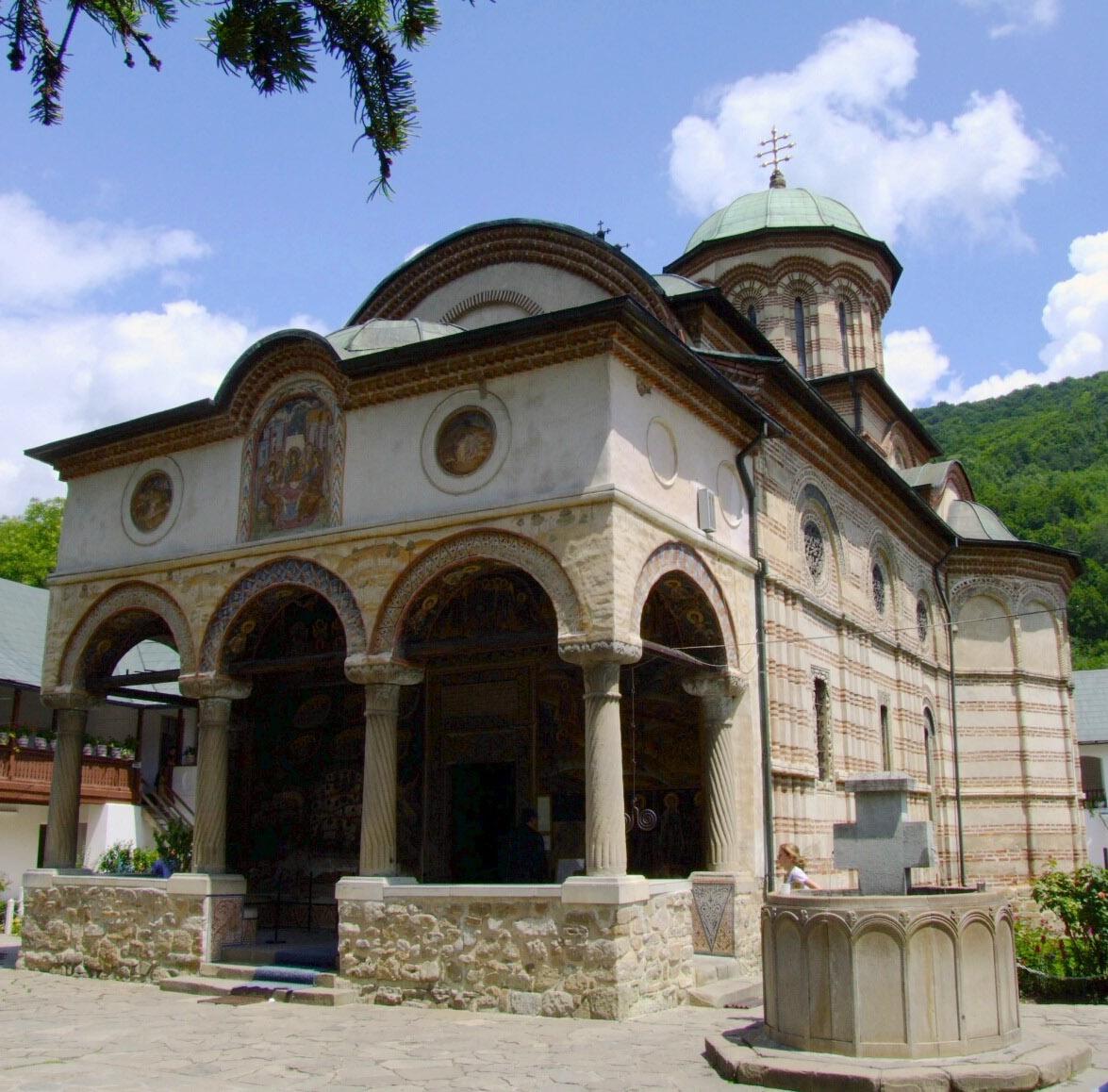 Cozia Kloster