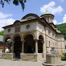 Cozia Kloster <br> 81 Km de Sibiu
