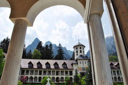 Kloster Caraiman
