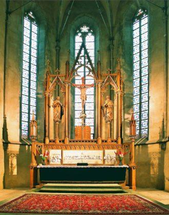 Evangelische Stadtpfarrkirche
