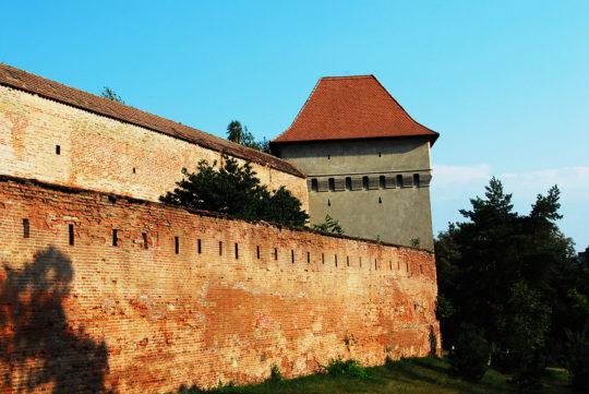 Mittelalterliche Festung Targu Mures
