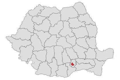 Landkreis Bukarest