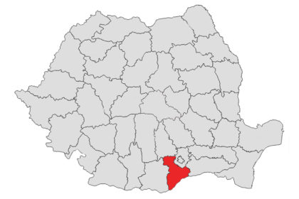 Landkreis Giurgiu