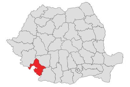 Landkreis Mehedinți