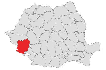 Județul Caraș-Severin